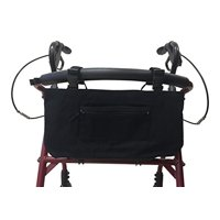 Walker/Wheelchair/Scooter Bag Black by Granny Jo Products