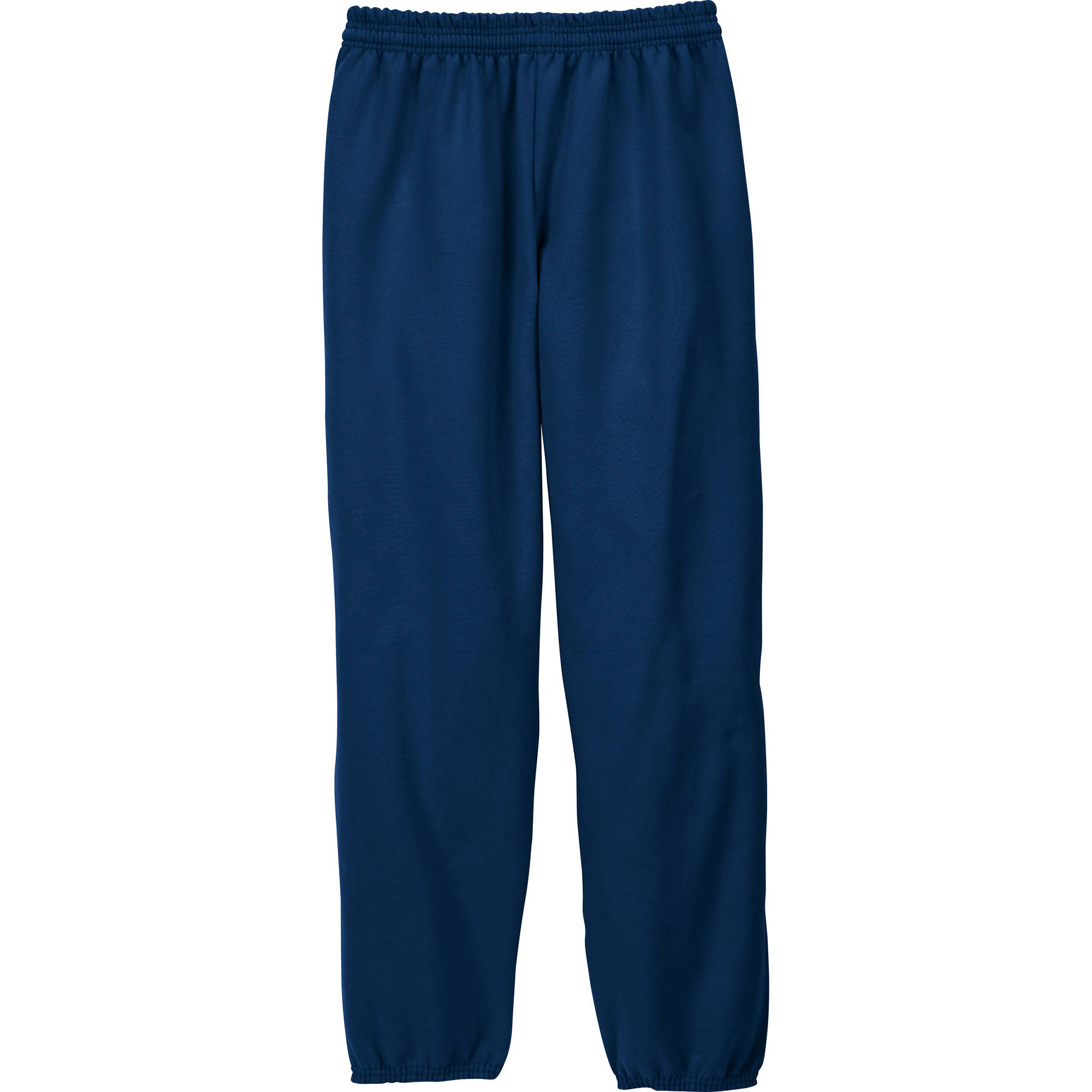 Hanes Men's EcoSmart Fleece Sweatpant - Walmart.com