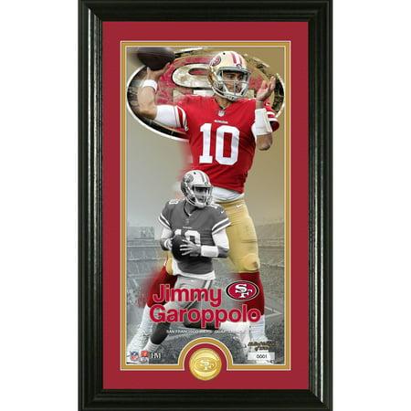 Jimmy Garoppolo San Francisco 49ers Highland Mint 12