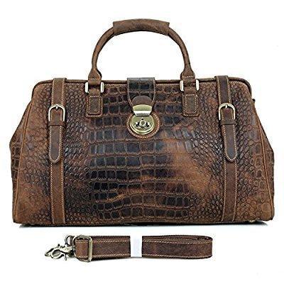 3619f619d9b3 jellybean gorilla - vintage top grain handmade leather travel bag ...