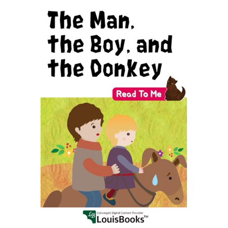 The Man, the Boy, and the Donkey - eBook