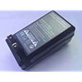 Portable AC DMW_BCK7 Battery Charger for PANASONIC Lumix DMC_FH2_FS16 14.1 MP Digital Camera