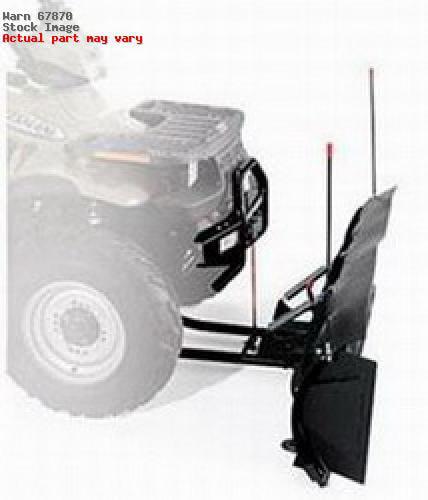 ATV Plow Blade Control Flap by Warn Industries