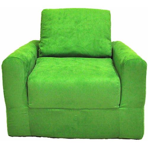 Chair Sleeper, Multiple Colors by Fun Furnishings