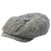 Cabbie Newsboy Gatsby Cap Mens Boys Ivy Beret Hat Golf Driving Sun Flat Classic Image 1 of 3