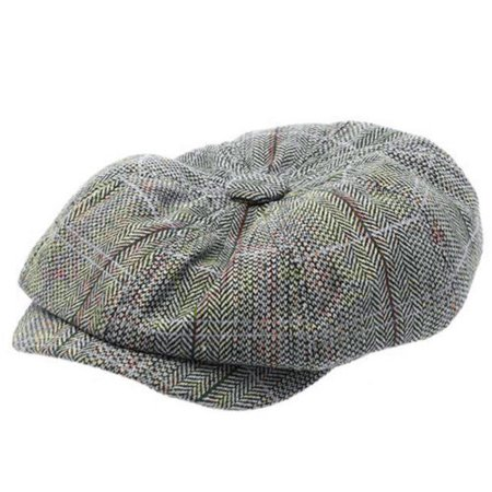 Cabbie Newsboy Gatsby Cap Mens Boys Ivy Beret Hat Golf Driving Sun Flat Classic - Newsboy Hat