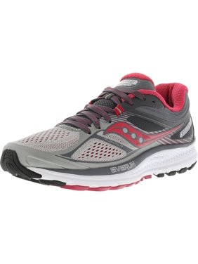 Saucony Women's Guide 10 Light Blue / Ankle-High Running Shoe - 7W