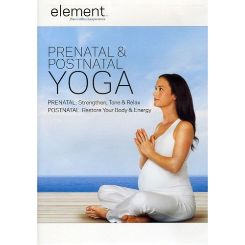 Element: Prenatal & Postnatal Yoga (Full Frame)