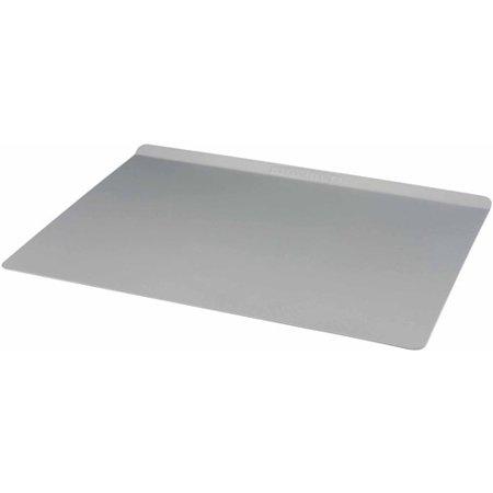 Farberware Insulated Nonstick Bakeware 15-1/2-Inch x 20-Inch Jumbo Cookie Sheet, Light Gray