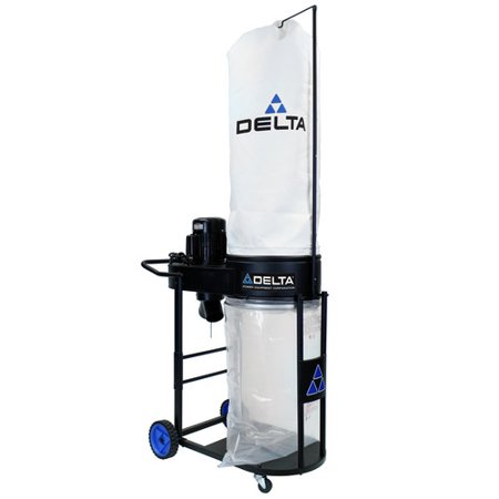Delta 50 767 1 1 2 Hp Motor Dust Collector