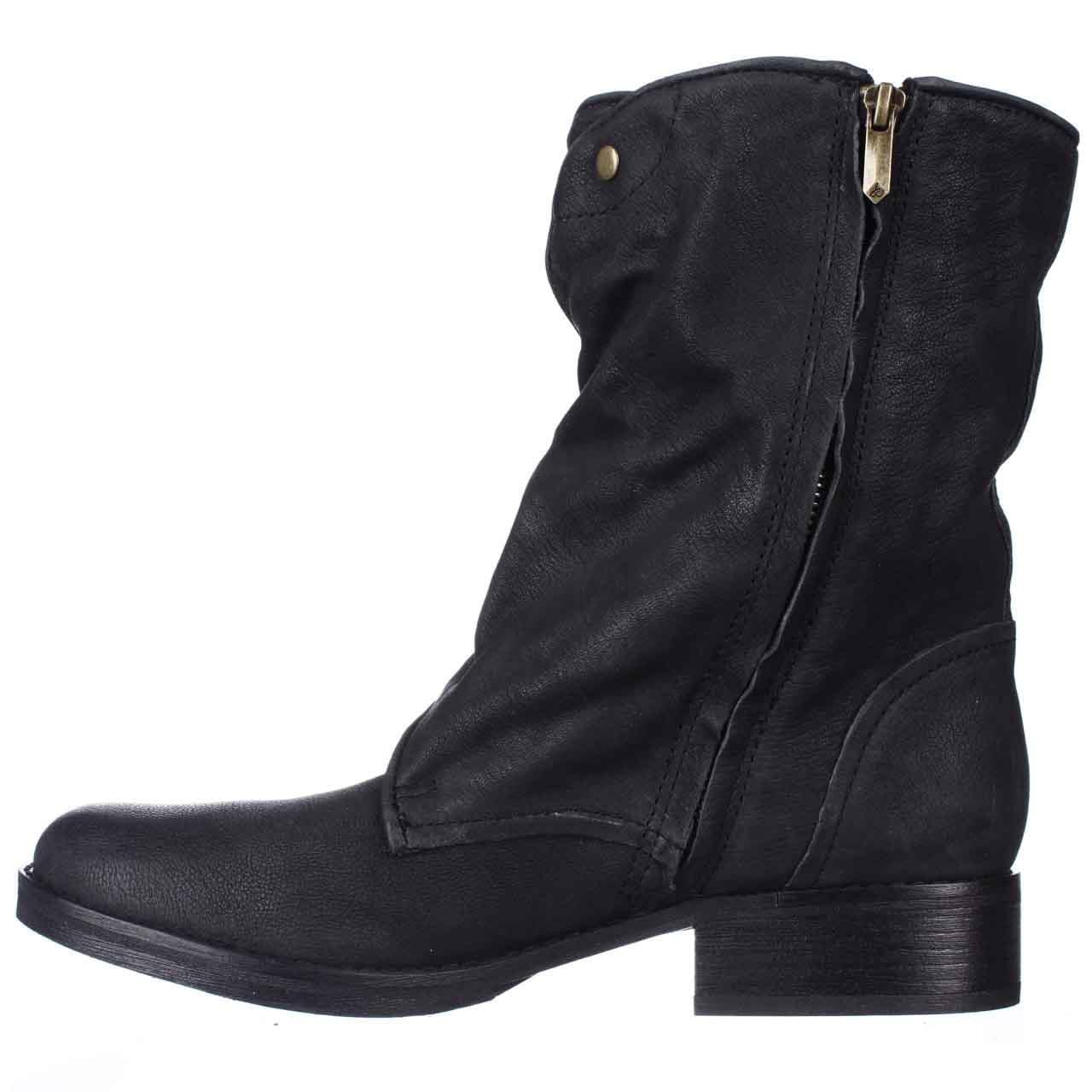 eee10b139a7c Sam Edelman - Womens Sam Edelman Ridge Casual Ankle Boots - Black -  Walmart.com