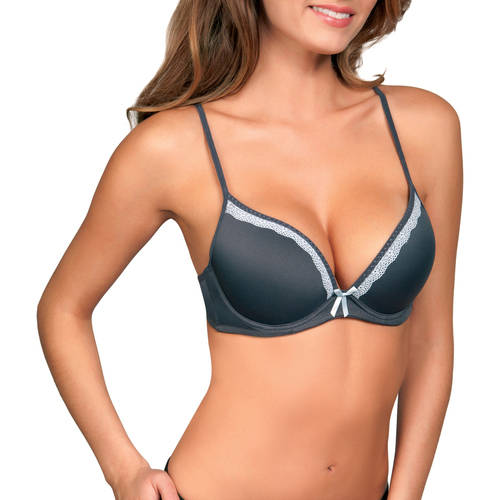 Simply Basic Women's Plunge Bra