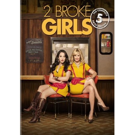 2 Broke Girls: The Complete Fifth Season (DVD)