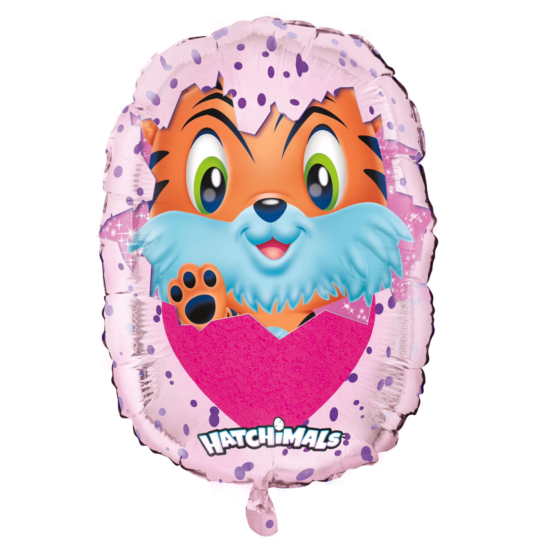 Giant Foil Hatchimals Balloon, 34 in, 1ct