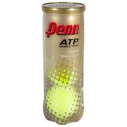 Penn Atp Regular Duty Tennis Balls   3 Ball Can
