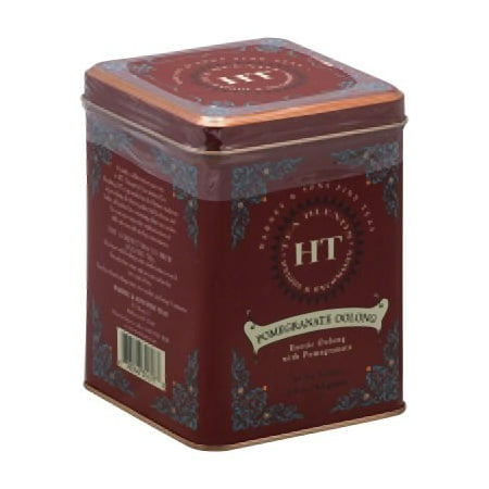 20 Count Sachet (Harney & Sons - Pomegranate Oolong, Flavored Oolong Sachets, 20)