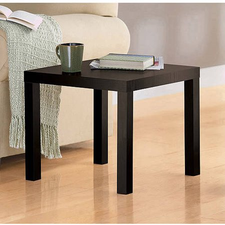 This button opens a dialog that displays additional images for this product  with the option to zoom in or out. Mainstays Parsons End Table  Multiple Colors   Walmart com