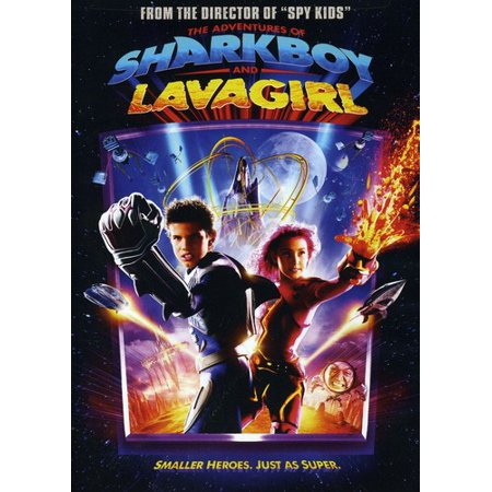 Adventures of Sharkboy & Lava Girl (DVD)