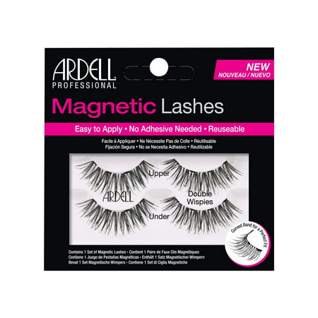 a761c4dcb08 (6 Pack) ARDELL Magnetic Lashes - Double Wispies - Walmart.com
