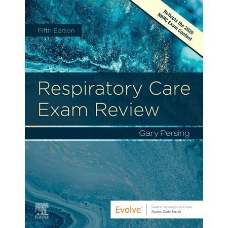 Respiratory Care Exam Review (5th ed.)(Paperback)