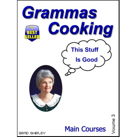 Gramma's Cooking Main Courses (Volume 3) - eBook - Main Halloween Course