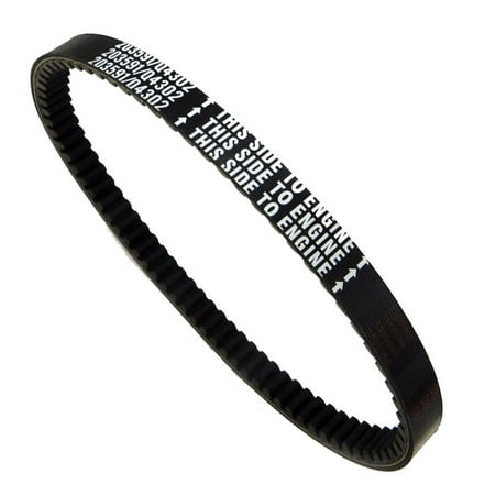 CVT Drive Belt compatible with Kandi 150cc Buggy Go Karts Part No: