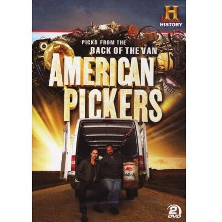 American Pickers  Picks From The Back Of The Van