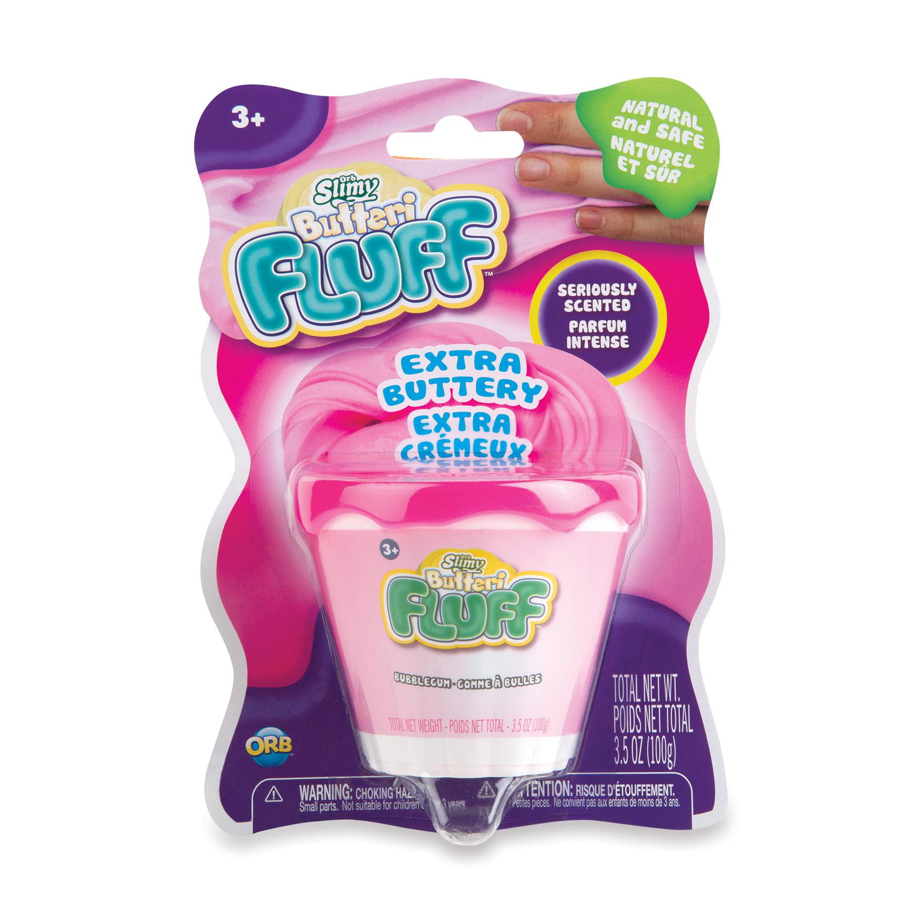 Orbslimy Butterifluff Pink