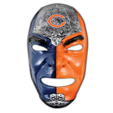 Franklin Sports NFL Team Fan Face (Nfl Countdown Halloween)