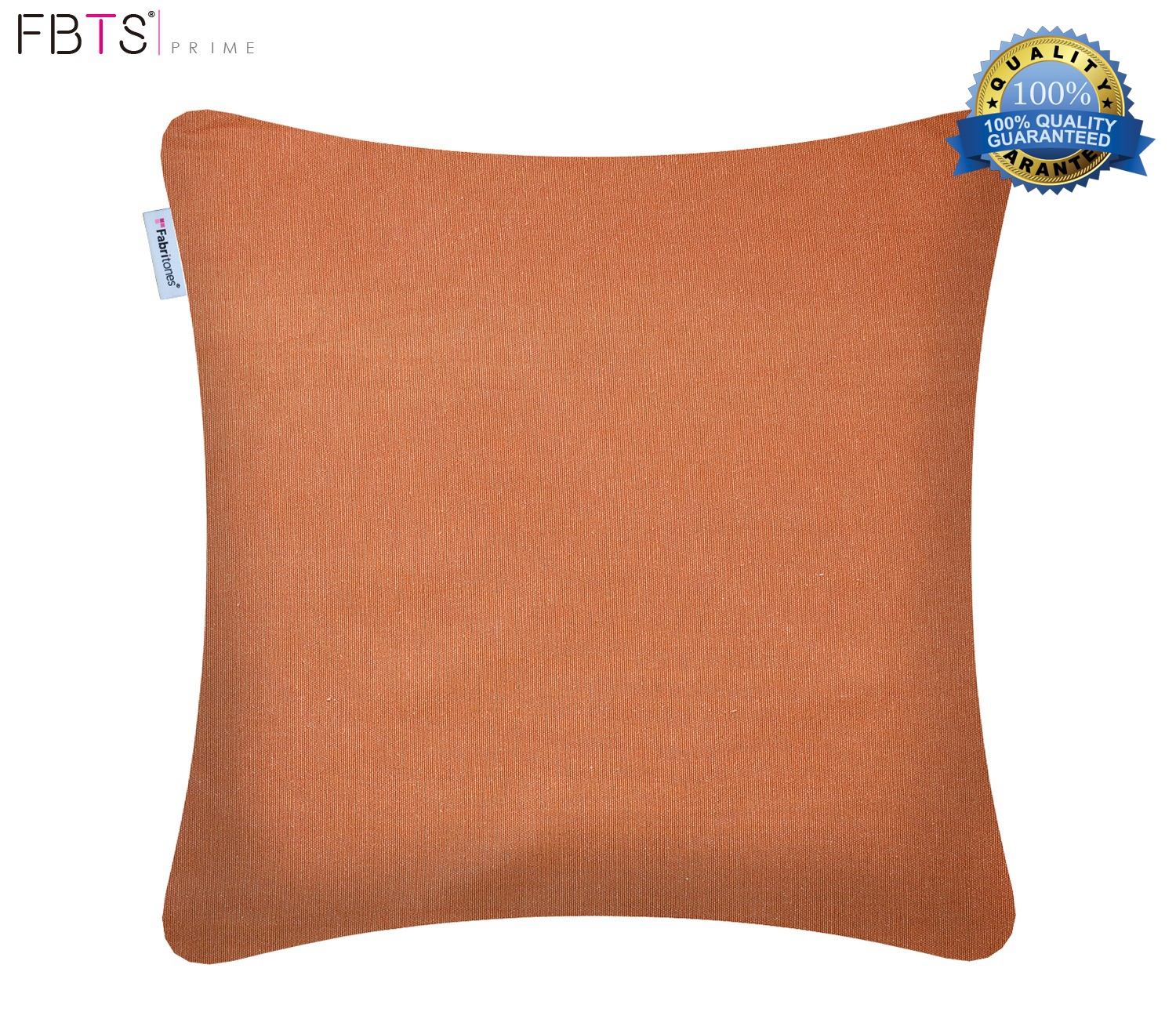 Throw Pillow Covers 18 X 18 Inches Orange Decorative