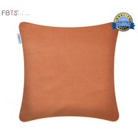 ba6287c5d57 Product Image Throw Pillow Covers 18 x 18 Inches Orange Decorative Square  Pillows Cover Indoor Outdoor Cushion Covers