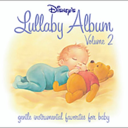 Lullaby Album 2 / Various (CD)