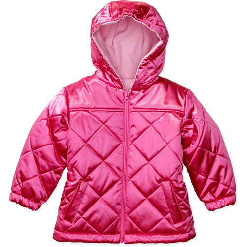 Faded Glory - Toddler Girls' Bubble Jacket