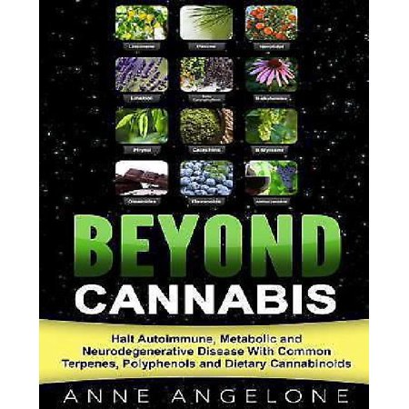 Beyond Cannabis  Halt Autoimmune  Metabolic And Neurodegenerative Disease With Common Terpenes  Polyphenols And Dietary Cannabinoids