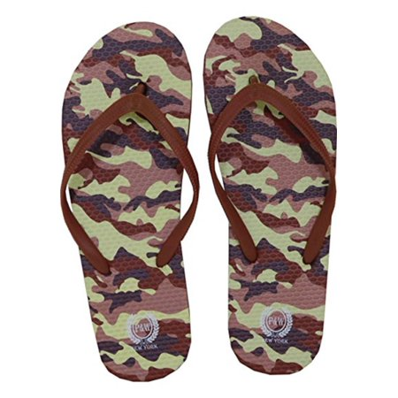 057e09977faada Mossad Men s Camo Military Collection Flip Flop Thong Sandals Camouflage Flip  Flops Army Navy Marine Airforce