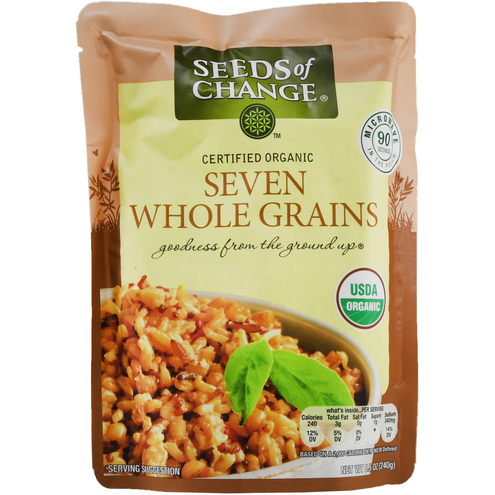 Seeds Of Change Tigris Rice, 8.5 oz