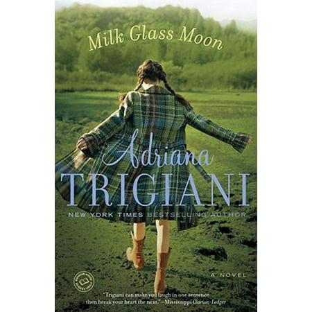 Milk Glass Moon - eBook -