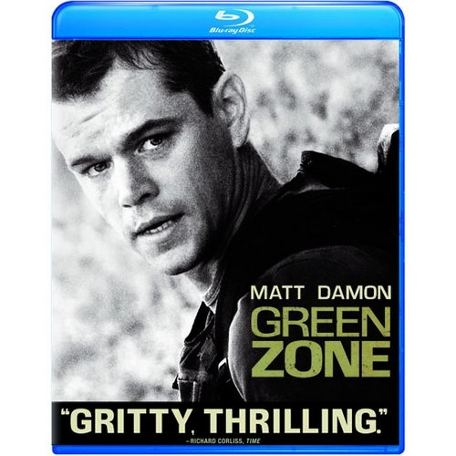 Green Zone (Blu-ray) (Widescreen)