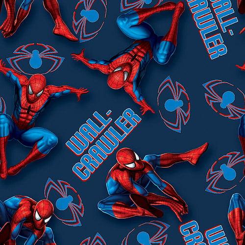 Marvel Spiderman Wall Crawler Fabric