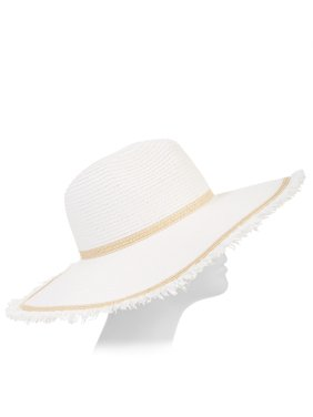 b8fb29854512b Product Image Eliza May Rose Women s Combo Straw Sunhat