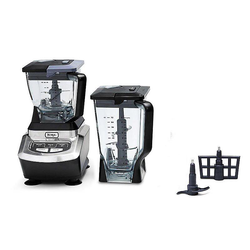 Ninja BL700 professional Food Processor Blender Kitchen System 1200 BL701WM