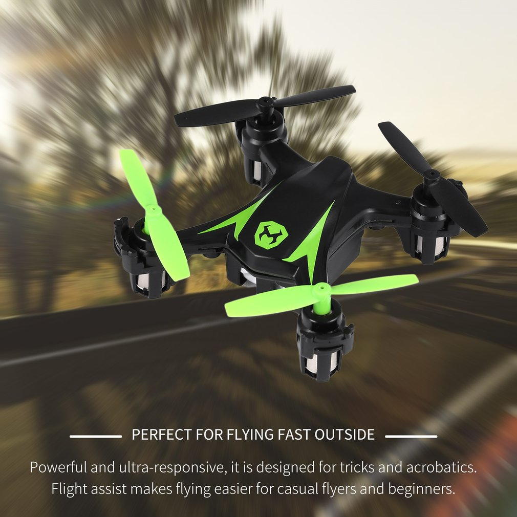 2.4Ghz 4CH RC Mini Drone Remote Control Helicopter One-to...