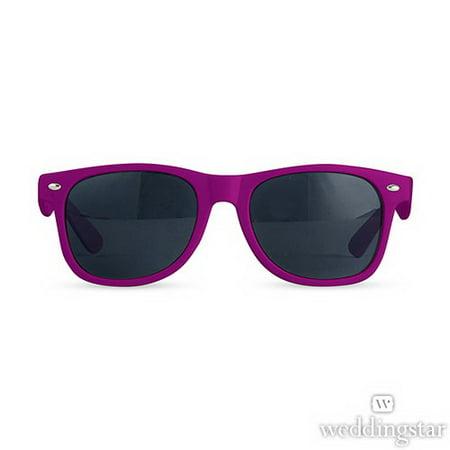 Weddingstar 4436-14 Fun Shades Sunglasses - Purple - Purple Sunglasses Cheap