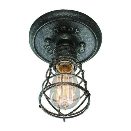 Troy Lighting Conduit 1 Light Flush Mount