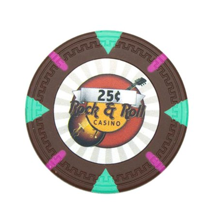 - Brybelly CPRR-25c Rock & Roll 13.5 g - 25 Cents