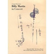Billy Martin in Concert by