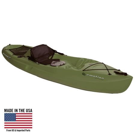 Emotion Renegade 10' Sit On Top Fishing Kayak, 90259 (Kayak 16)