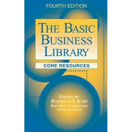 The Basic Business Library  Core Resources