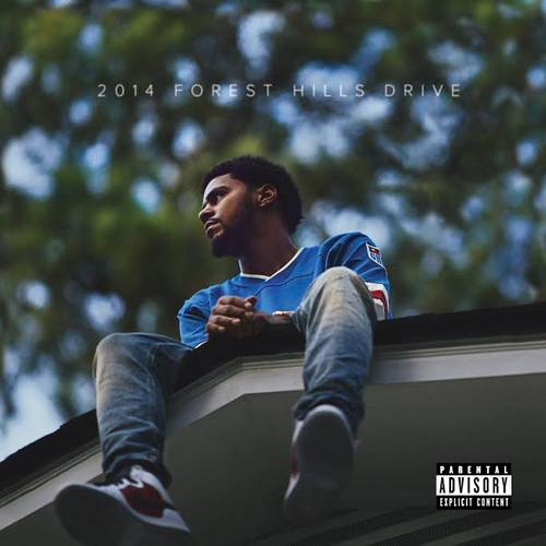 J. Cole - 2014 Forest Hills Drive (Explicit) (CD)