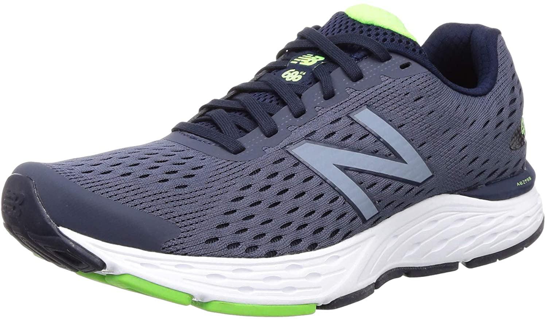 New Balance - New Balance Mens 680v6 Cushioning Running Shoe ...